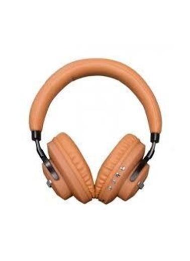 Sodo Kahverengi 1006 Bluetooth Mikrofonlu Kulaküstü Kulaklık sodosd1006 Kahve